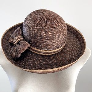VINTAGE Donewell straw hat Made in Australia